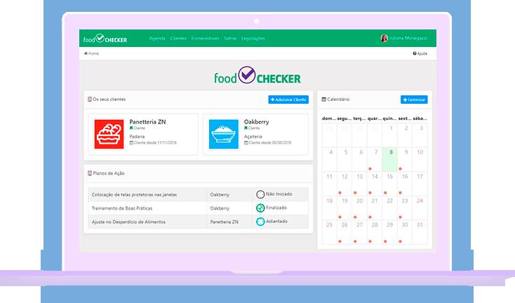 Software Consultoria de Alimentos